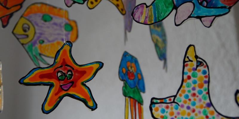 Játékok és kézműves ötletek a tenger élővilága témakörben