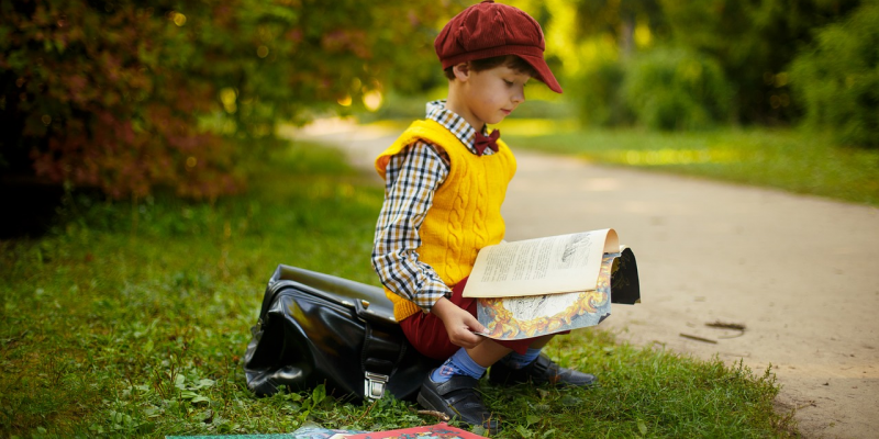 Játékos tanulás nyáron is - Olvasás