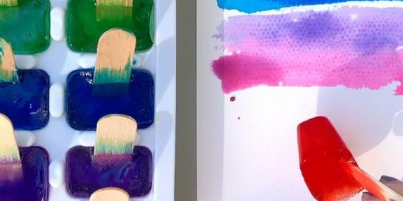 Játékok és kézműves ötletek az Anyagok a környezetünkben témakörhöz