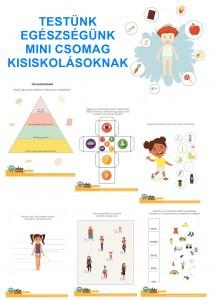 Testünk és egészségünk - Mini csomag iskolásoknak
