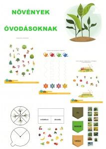Növények - Óvodásoknak